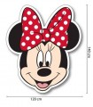 TOALLA PLAYA MICROFIBRA MINNIE