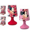 Lámpara Led 18Cm De Minnie Mouse