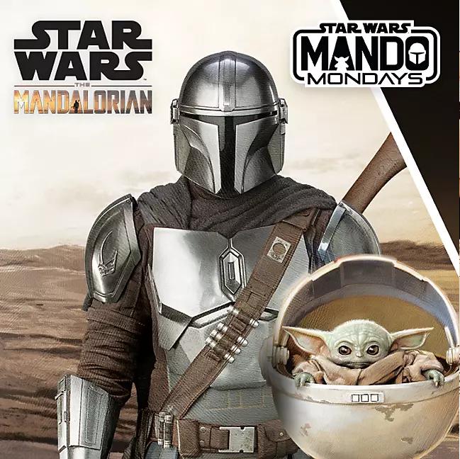 The Mandalorian Últimas novedades en ropa, juguetes, sets de figuras y mucho más.